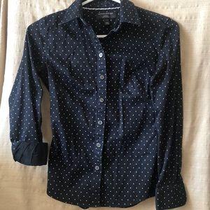 Banana Republic Button-Up Shirt